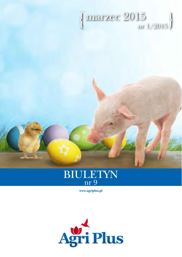 Biuletyn Agri Plus I/2015