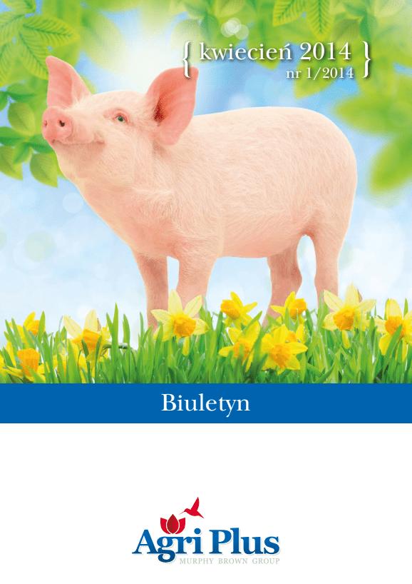 Biuletyn Agri Plus I/2014