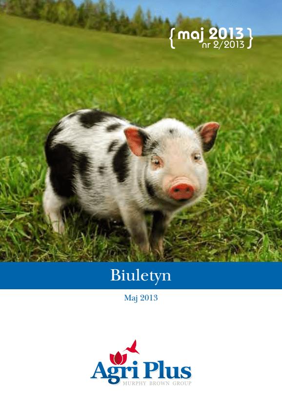 Biuletyn Agri Plus II/2013