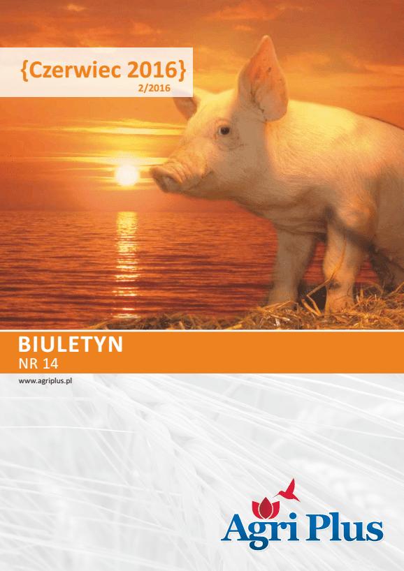 Biuletyn Agri Plus II/2016
