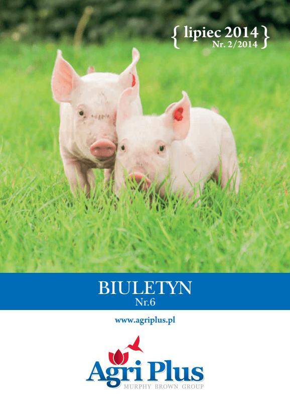 Biuletyn Agri Plus II/2014