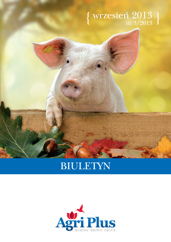 Biuletyn Agri Plus III/2013