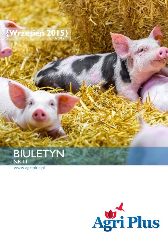 Biuletyn Agri Plus III/2015