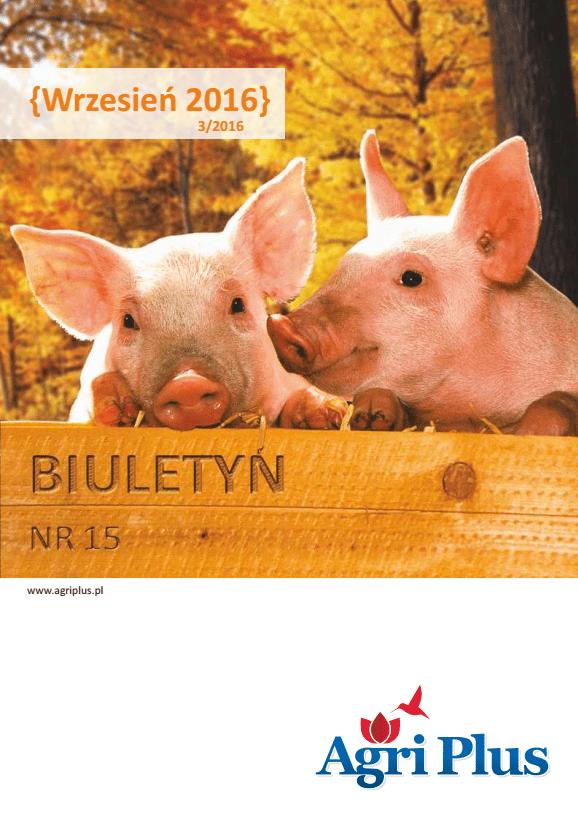 Biuletyn Agri Plus III/2016
