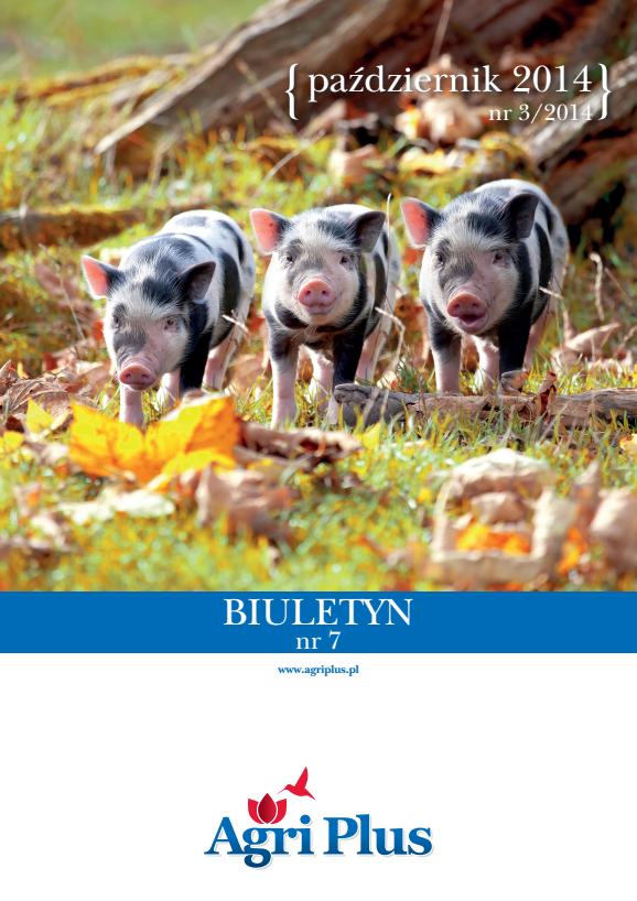 Biuletyn Agri Plus III/2014