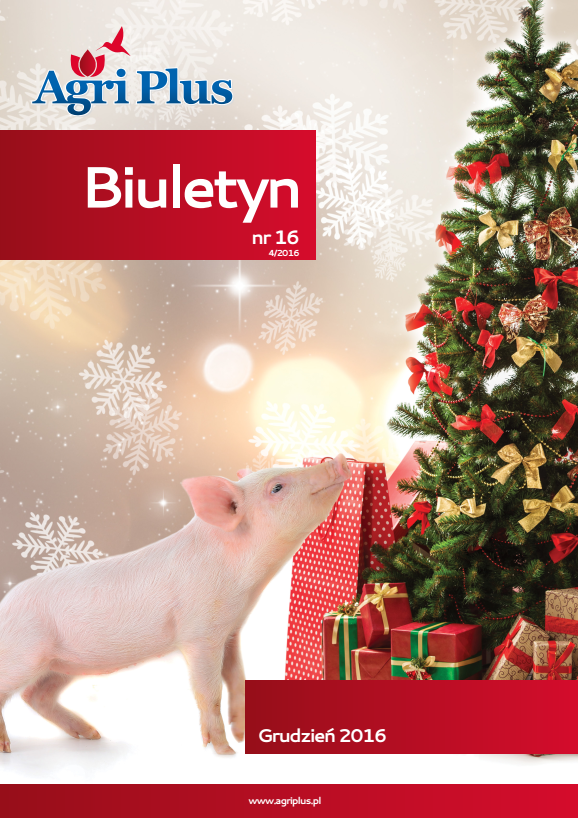 Biuletyn Agri Plus IV/2016