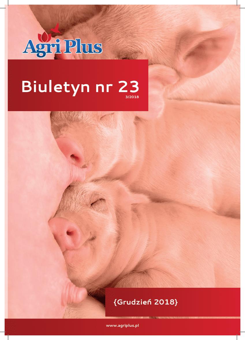 Biuletyn Agri Plus III/2018