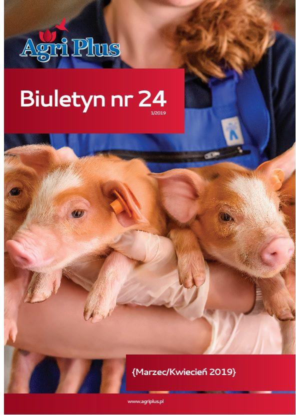 Biuletyn Agri Plus I/2019